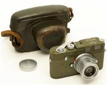 Leica M1 Olive Bundeseigentum Military Camera M3(MP)
