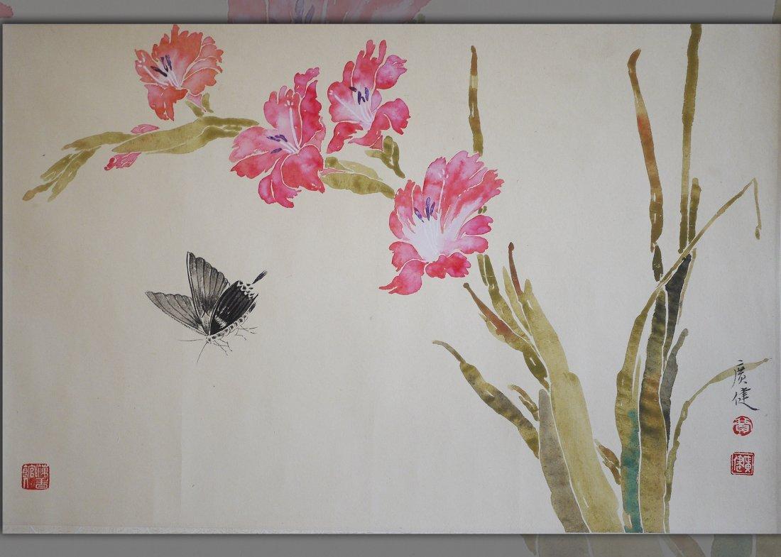 Wu Guang Jian - Chinese Painting