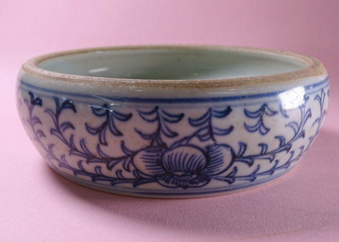 Round Porcelain Box