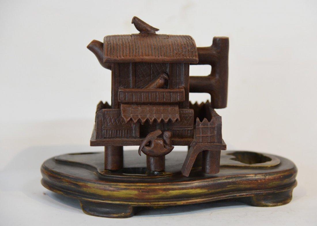 Qing Dynasty Qianlong TeaPot
