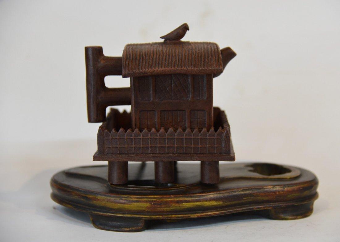 Qing Dynasty Qianlong TeaPot - 2