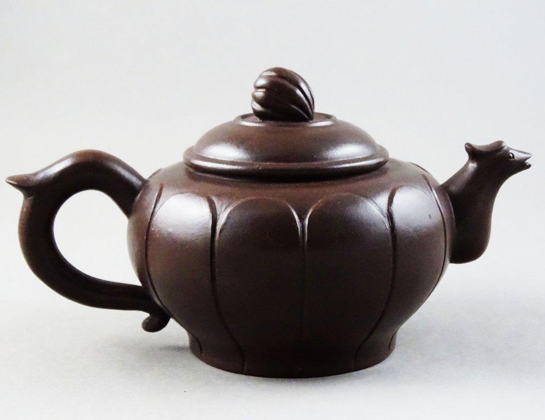 Red Ware Tea Pot
