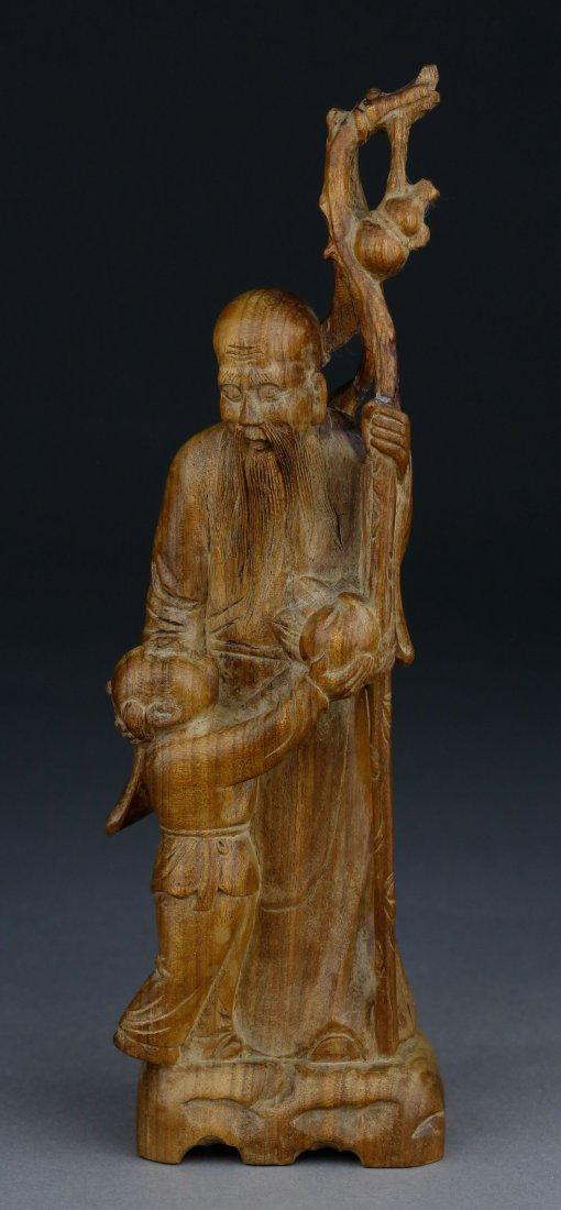 Boxwood Sculpture