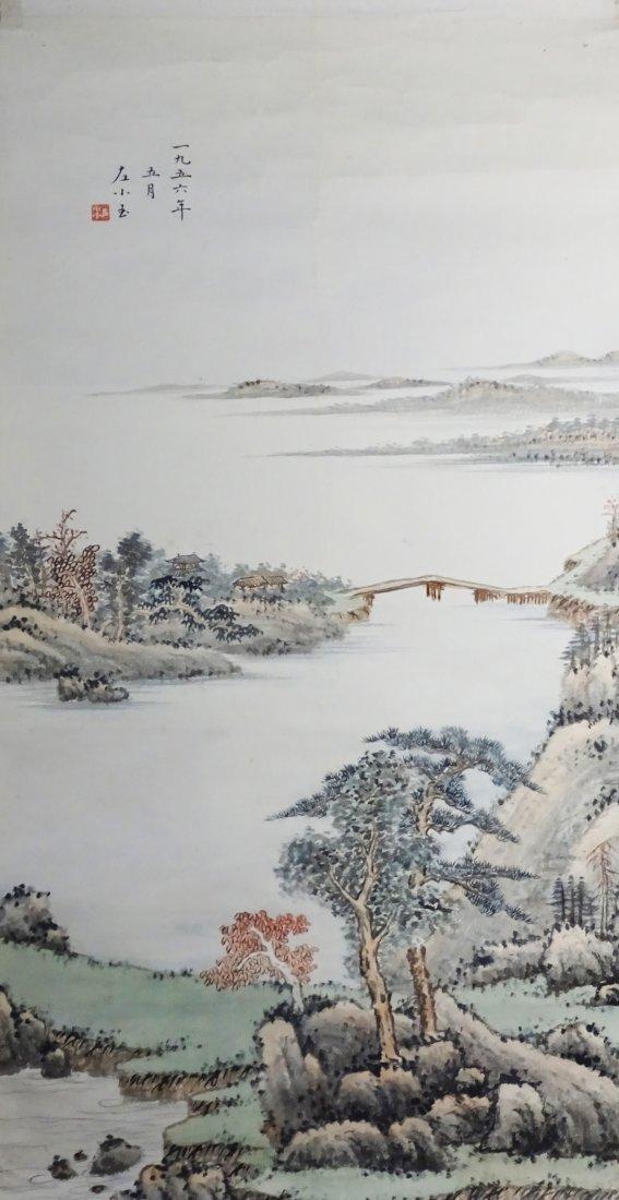 Chinese Ink Patinting--Zuo Xiaoyu