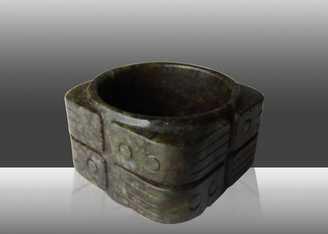 LiangZhu Culture Ancient Jade Article