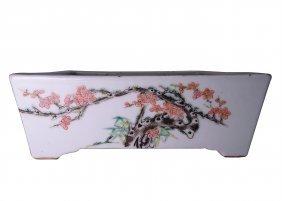 Qing Dynasty Brush Washer