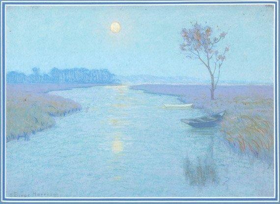 14: Birge Lovell Harrison American, 1854-1929 SUNSET RI