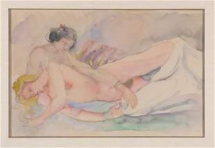 Odilon Roche French, 1868-1947 REPOSE