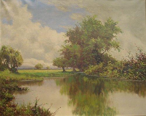 24: J. Parkington 20th Century SUMMER DAY