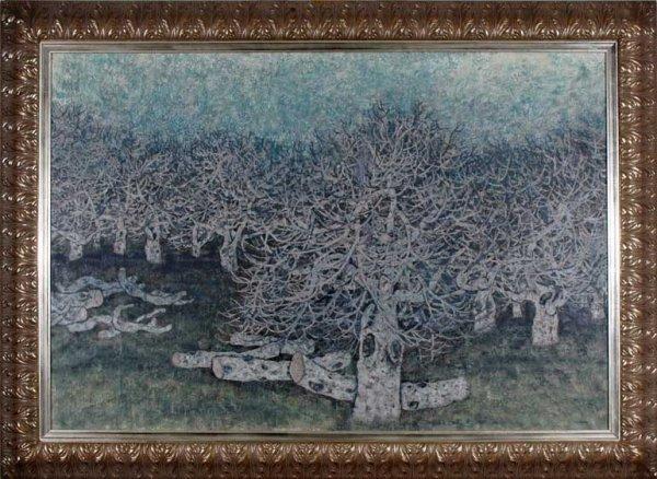 1010: Fumiko Matsuda Japanese, 20th century FOREST INTE