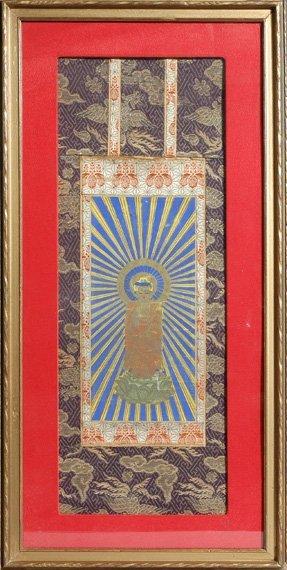 1019: Japanese Buddhist Painting