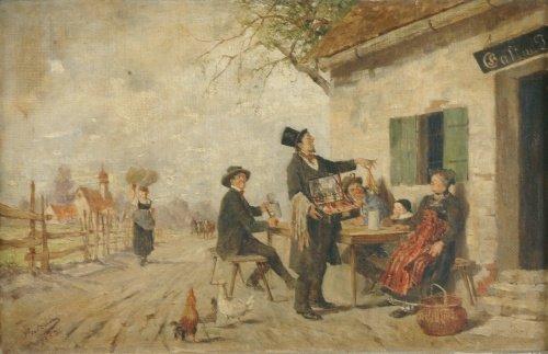 2002: Friedrich von Puteani German, 1849-1917 THE PEDDL