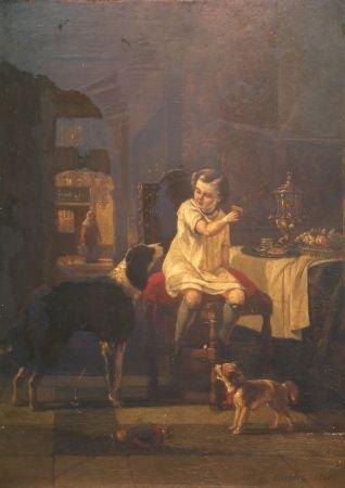 2007: Paul Emile Nicolie Belgian, 1828-1894 YOU HAD YOU