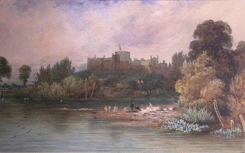 2009: Edgar John Varley British, 1839-1888 WINDSOR CAST