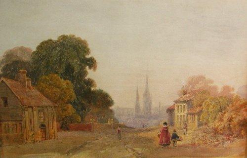 2011: (i) Edward Rudge British, 1790-1841 COVENTRY