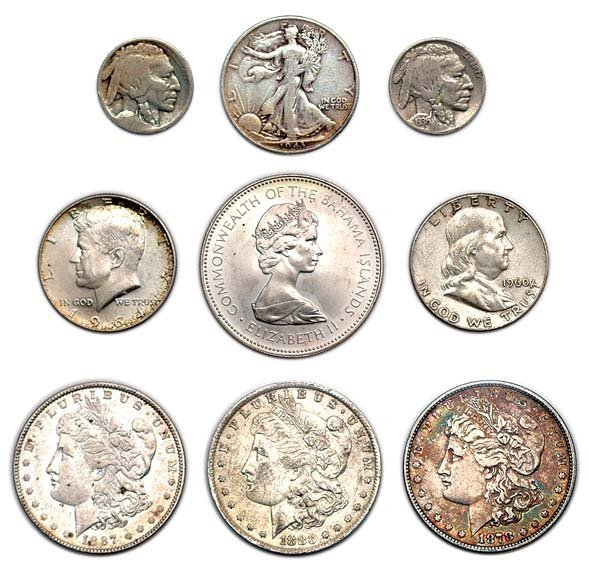 1004: United States Coins