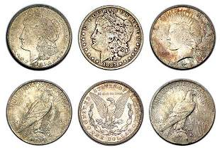 United States Silver Dollars