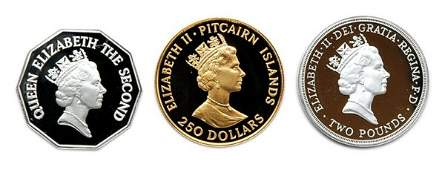 1205 Gold and Silver Coins