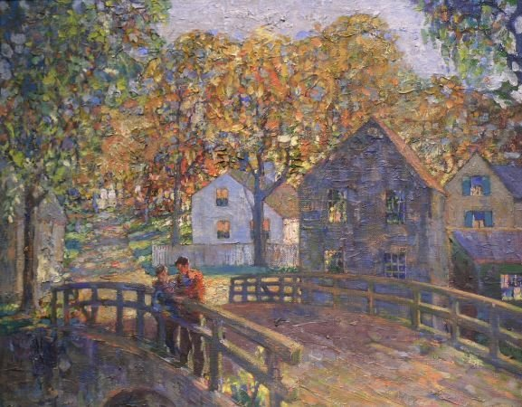 1: Arthur S. Allis American, 1904-1973 Connecticut Brid