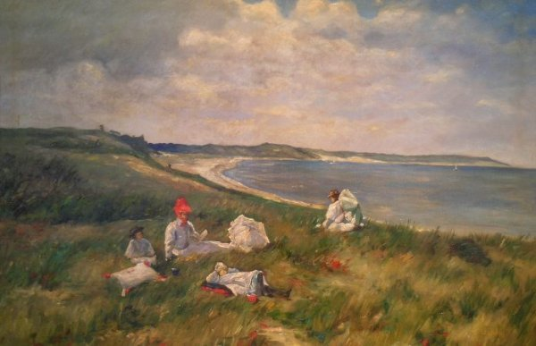 20: After William Merritt Chase Idle Hours