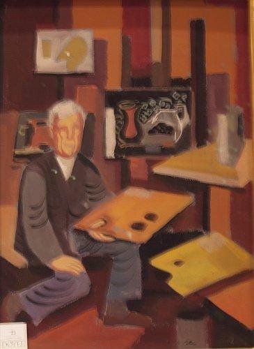 23: Max Arthur Cohn American, 1903-1998 Georges Braque,