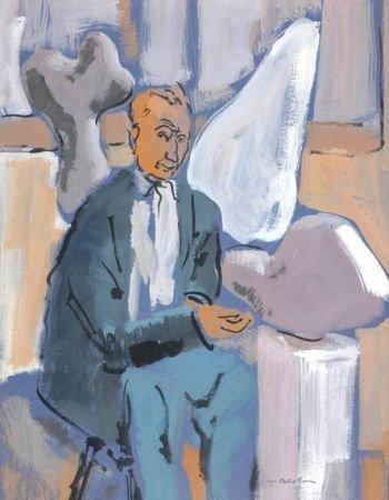 24: Max Arthur Cohn American, 1903-1998 Hans Arp