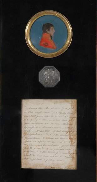 [NAPOLEON I, EMPEROR] COURIGUER, JOSEPH ANTON (17