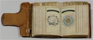 [BRITISH ADMIRALTY] Manuscript Signal Book Nine f