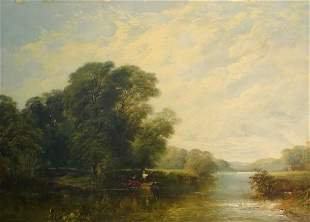 Edmund John Niemann, Sr. British, 1813-1876 On th