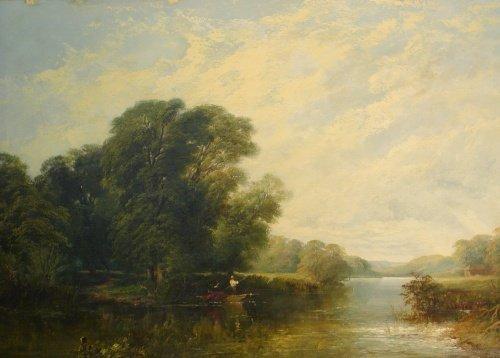 5007: Edmund John Niemann, Sr. British, 1813-1876 On th