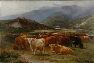 Henry Garland British, active circa 1854-1890 A W