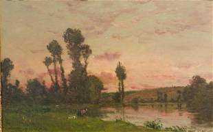 Hippolyte Camille Delpy French, 1842-1910, said t