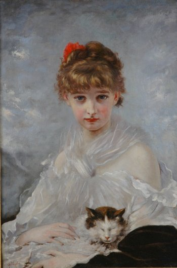 5015: Charles Chaplin French, 1825-1891 Her Favorite Pe