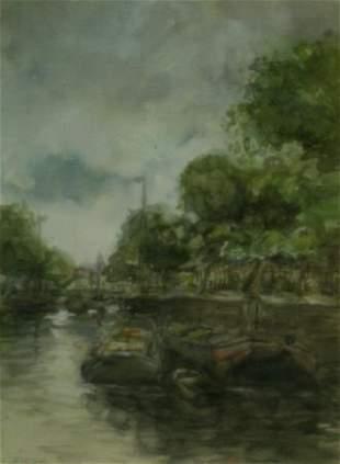 Johan Hendrik van Mastenbroek Dutch, 1875-1945 Du