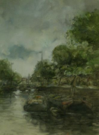 5020: Johan Hendrik van Mastenbroek Dutch, 1875-1945 Du