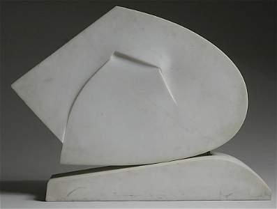 5203: Jack Zajac American, b. 1929 Swan Disc II, 1973