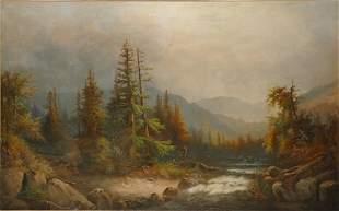 William Charles Anthony Frerichs 1829-1905 Breaki