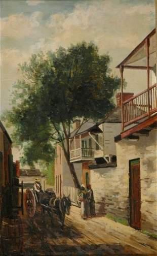 Frank Henry Shapleigh 1842-1906 In Hospital Stree