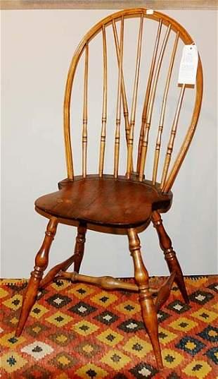 Windsor Brace Back Side Chair