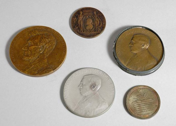 2023: Group of Presidential Inauguration Medals; Togeth