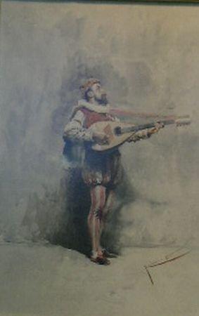 2006: Carlo Randanini Italian, d.1884 MINSTRAL