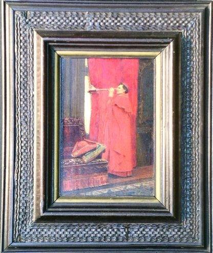 2008: Jehan Georges (Jean) Vibert French, 1840-1902 THR