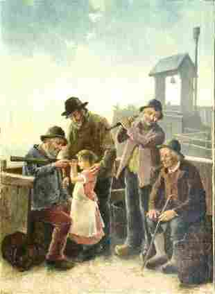 Konstantin Stoitzner Austrian, 1863-1934 THE YOUN