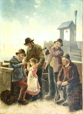 2020: Konstantin Stoitzner Austrian, 1863-1934 THE YOUN