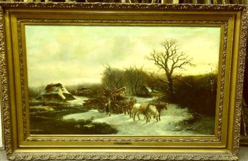 2021: Alexis de Leeuw Belgian, 19th century THE TIMBER