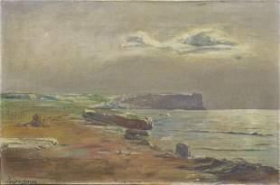 Attributed to Ernst Hugo Lorenz-Murowana COASTAL