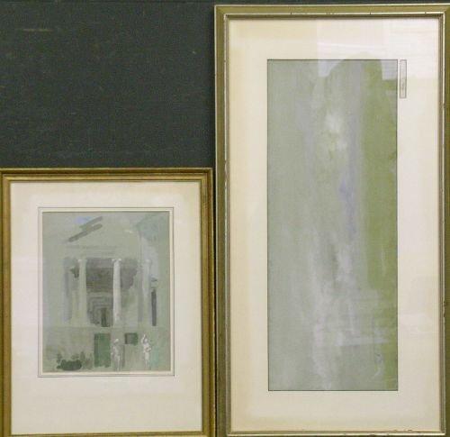 3018: Arthur Bowen Davies American, 1862-1928  (i) ARCH