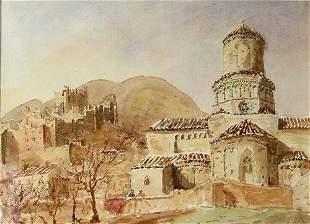 John Louis Petit British, 1801-1868 VIEWS OF EGYPT A