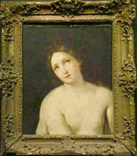 19: Circle of Guido Reni YOUNG WOMAN