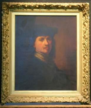 William Brigham American, 1834-1863 PORTRAIT AFTER